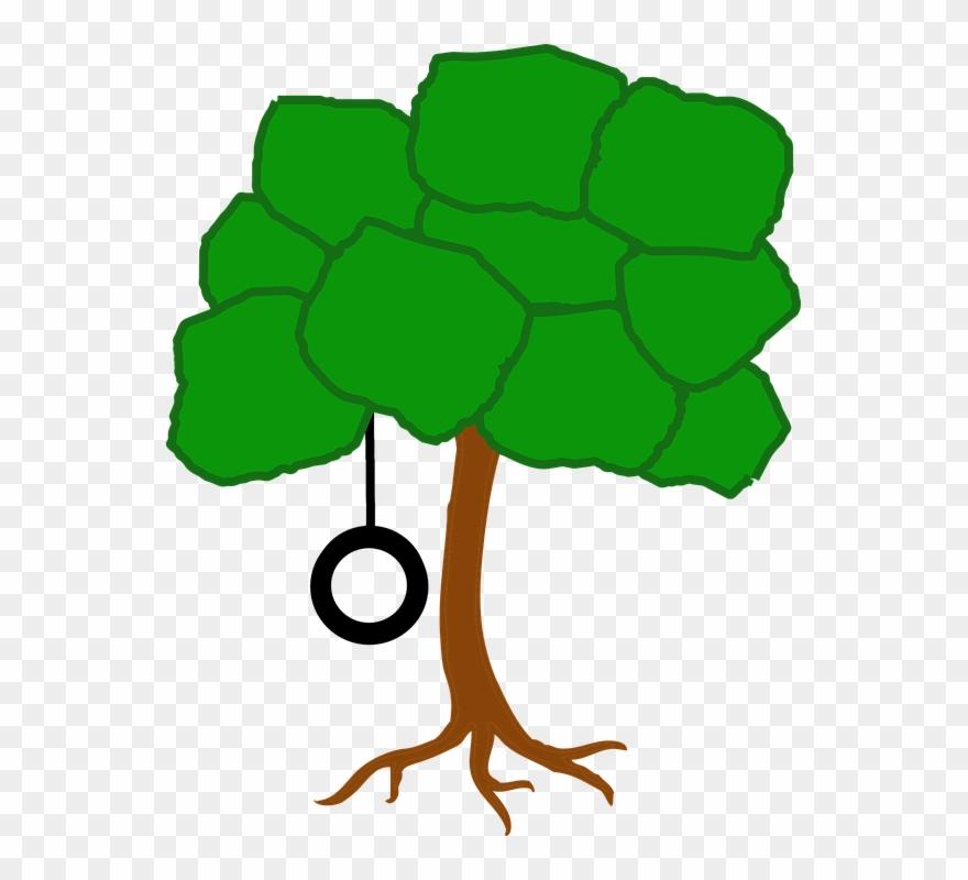 Swing Clipart Tree Swing.