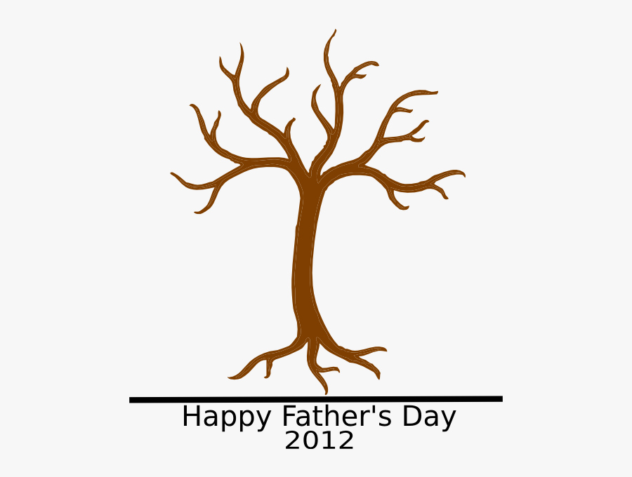 Tree With A Tire Swing , Free Transparent Clipart.