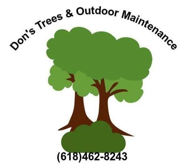 Don's Trees Service.