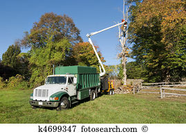 Bucket truck Stock Photos and Images. 2,508 bucket truck pictures.