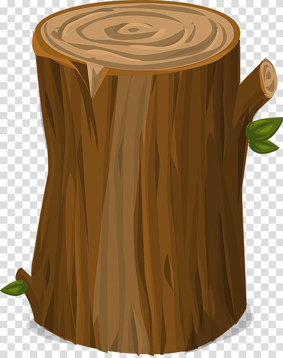 Tree stump Trunk , tree transparent background PNG clipart.