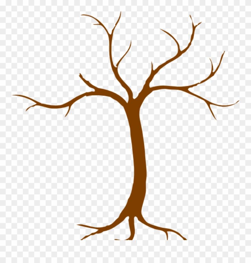 Bare Tree Clip Art Free Bare Tree Trunk Clipart Clipart.