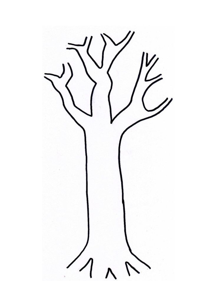 Tree Trunk Clipart Free.