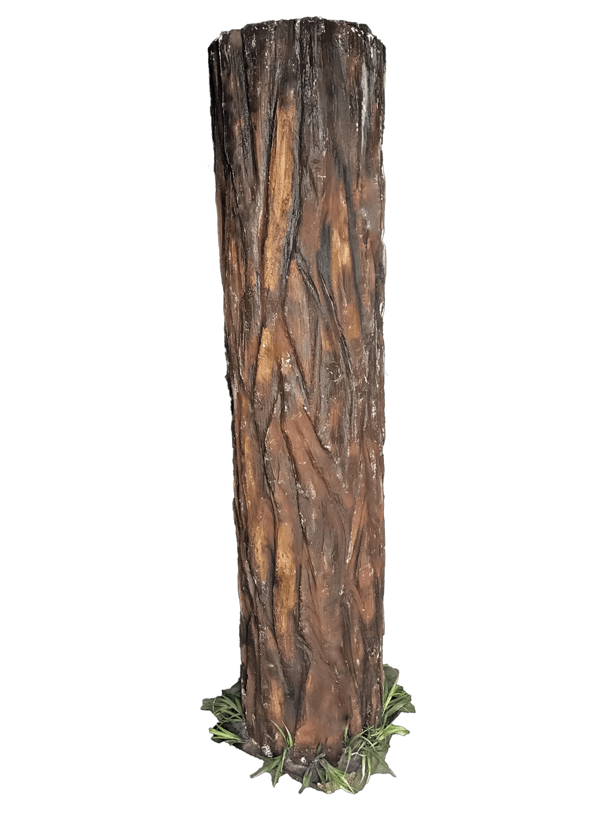 Fake Tree Trunk Prop transparent PNG.
