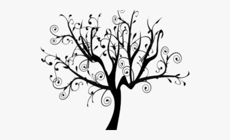 Vines Clipart Family Tree.