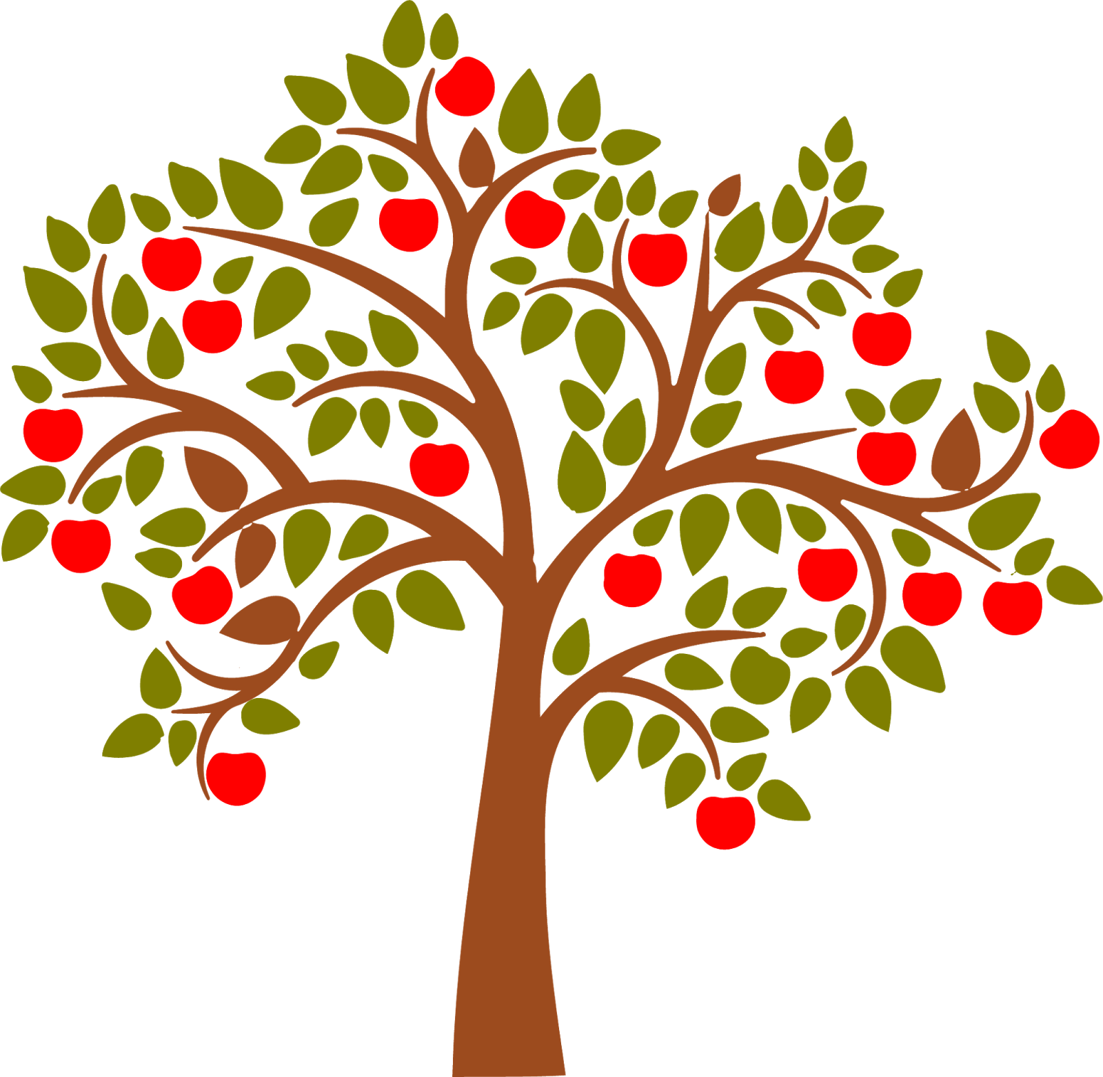 Clipart hearts tree, Clipart hearts tree Transparent FREE.
