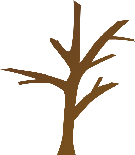 Tree Clipart No Leaves.