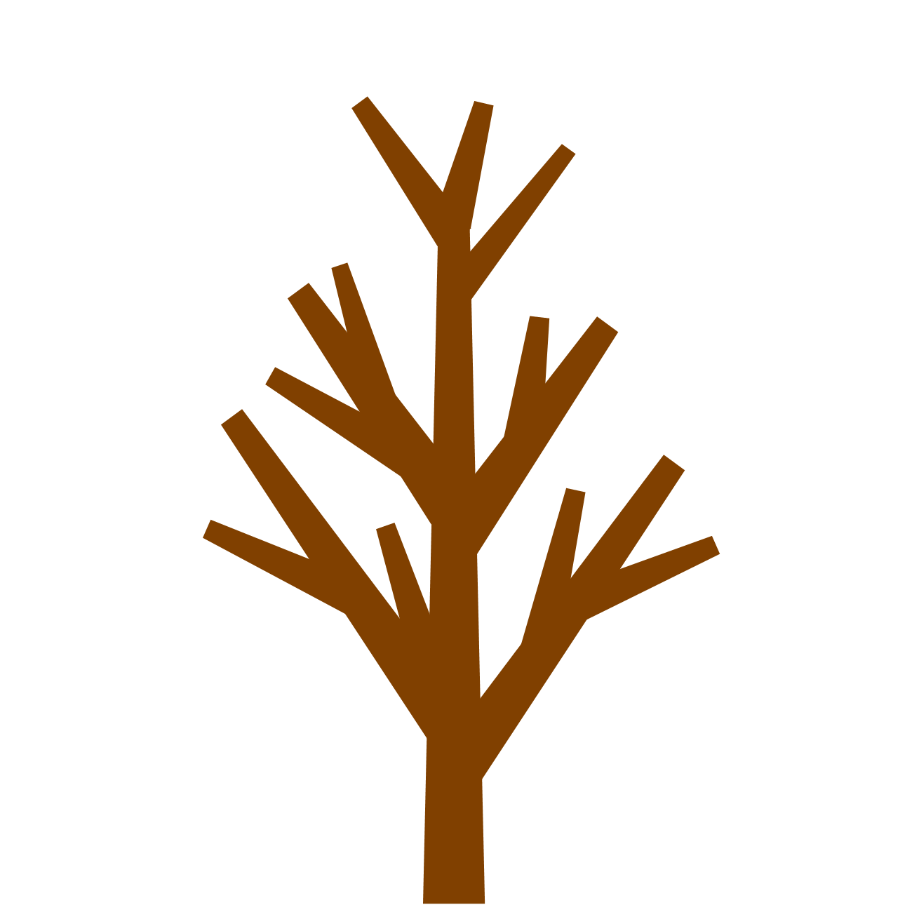 Clipart tree with no leaves clipart images gallery for free.