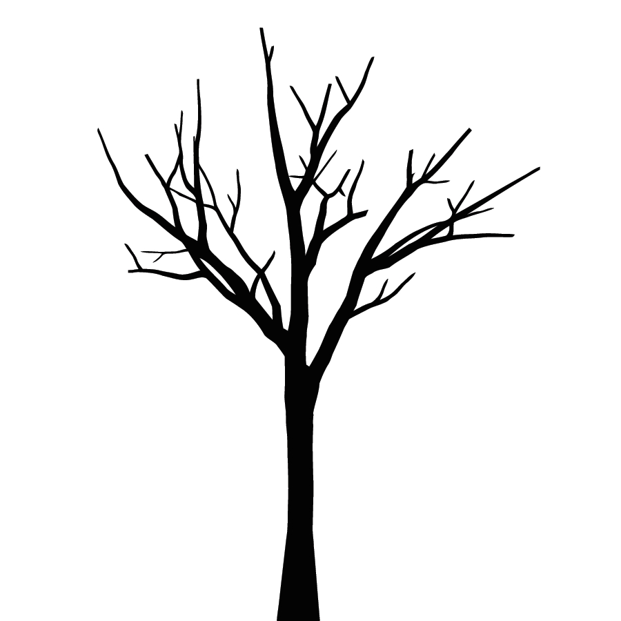tree with no leaves clipart - Clipground