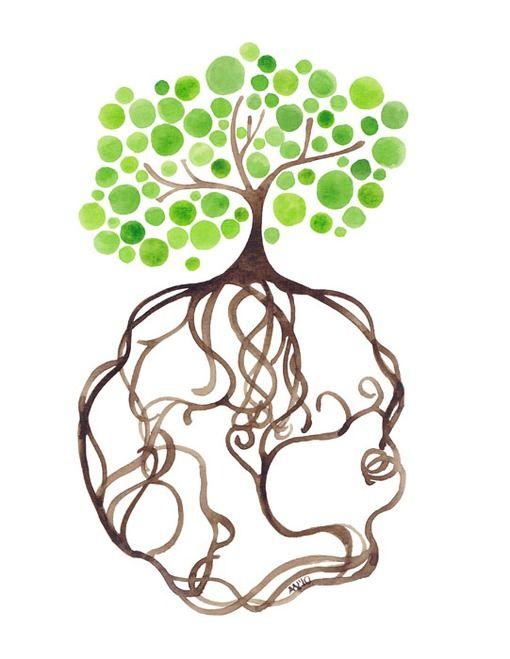tree interpretation.