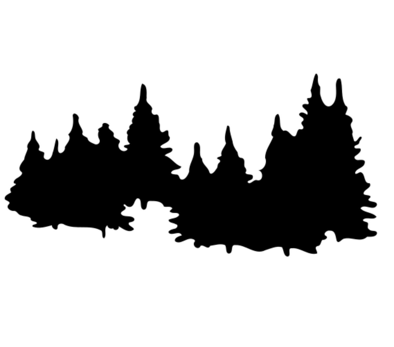 Tree Shadow Clipart.