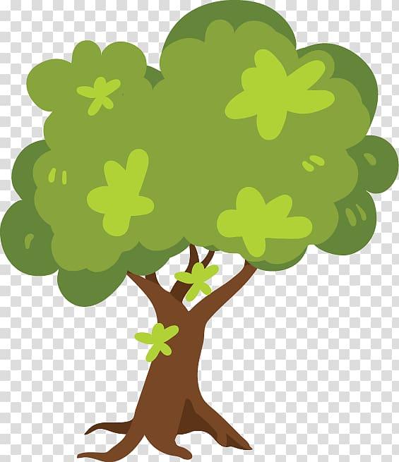 Shrub , cartoon green trees transparent background PNG.