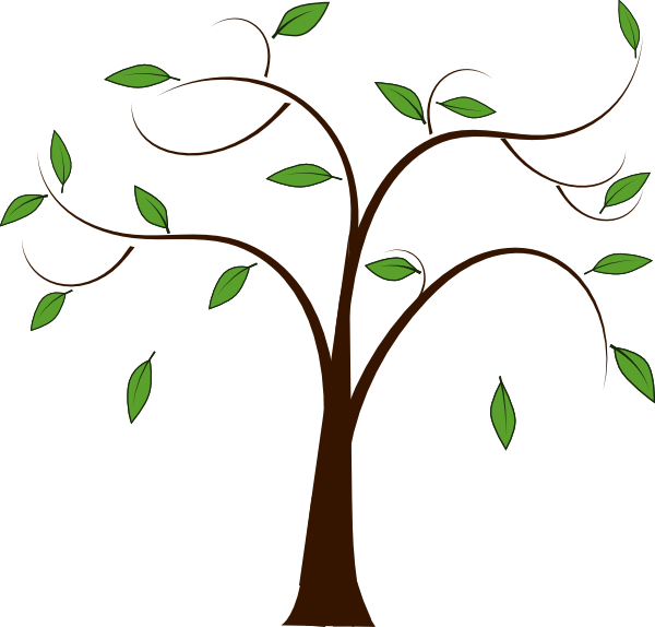 Tree without leaves surreal clipart Transparent pictures on.