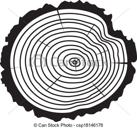 Sliced tree Vector Clipart Royalty Free. 1,185 Sliced tree clip.