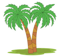 Free Trees Clipart.