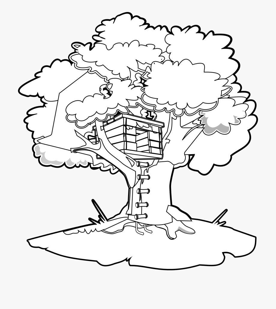 Magic Tree House Books Clipart.
