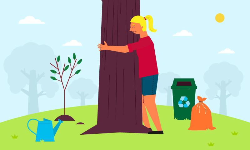 Tree Hugger Guide.