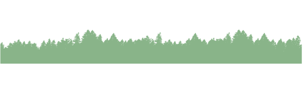 Green Treeline Over White Background Clip Art at Clker.com.