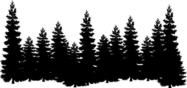 Watch more like Treeline Silhouette Clip Art.