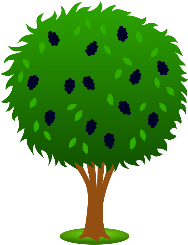 blackberry tree clipart clipground bushes clipart bushes clip art free