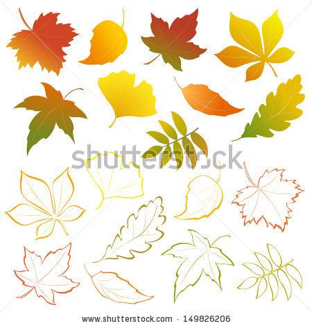 Autumn Collection Stock Photos, Royalty.