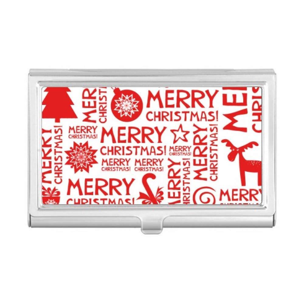 Amazon.com : Merry Christmas Trees Deer Business Card Holder.