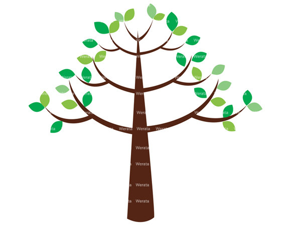 Clipart Trees Free.