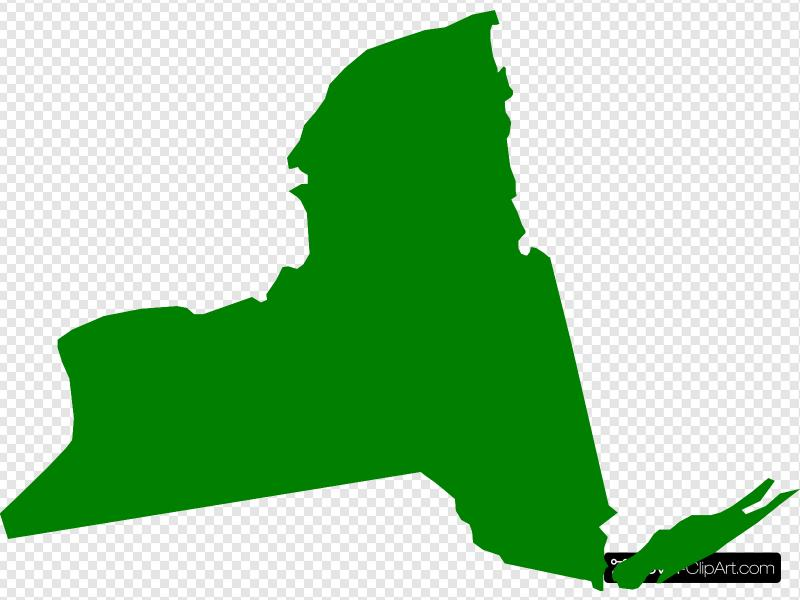 Green New York Clip art, Icon and SVG.