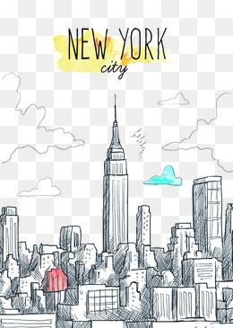 4488 New York free clipart.