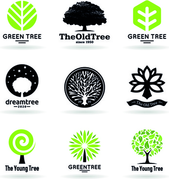 Tree logo free vector download (73,366 Free vector) for.