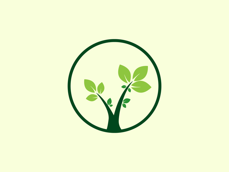 Tree Logo by Artha Wirawan on Dribbble.