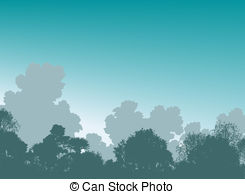 Treetops Stock Illustrations. 604 Treetops clip art images and.