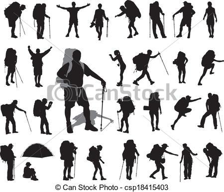 Trekking Stock Illustrations. 2,450 Trekking clip art images and.
