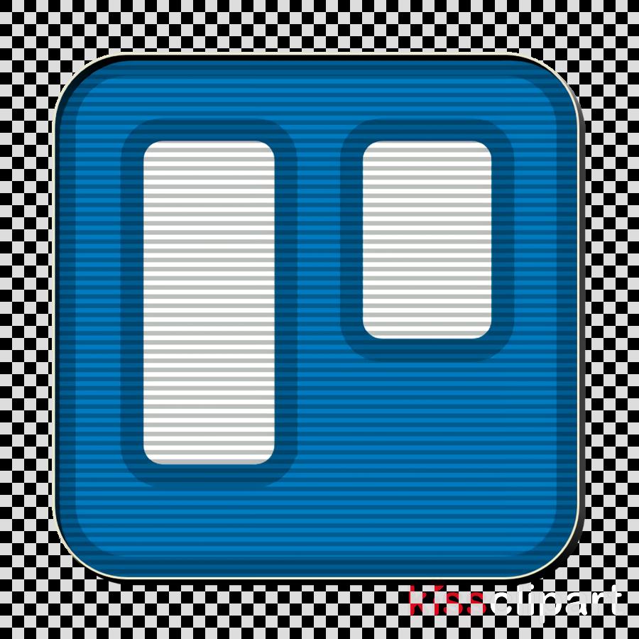 trello icon clipart.