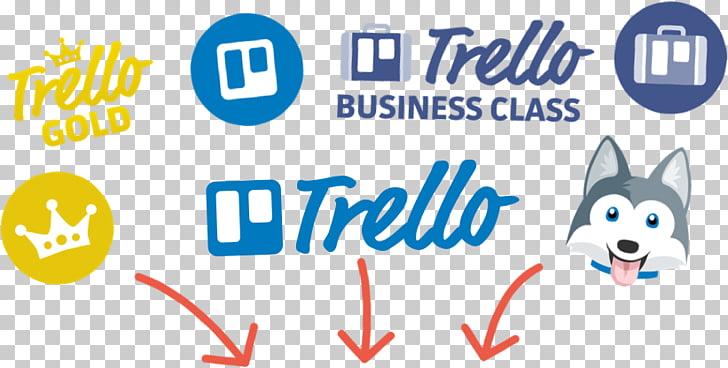 Logo Trello Brand, trello PNG clipart.