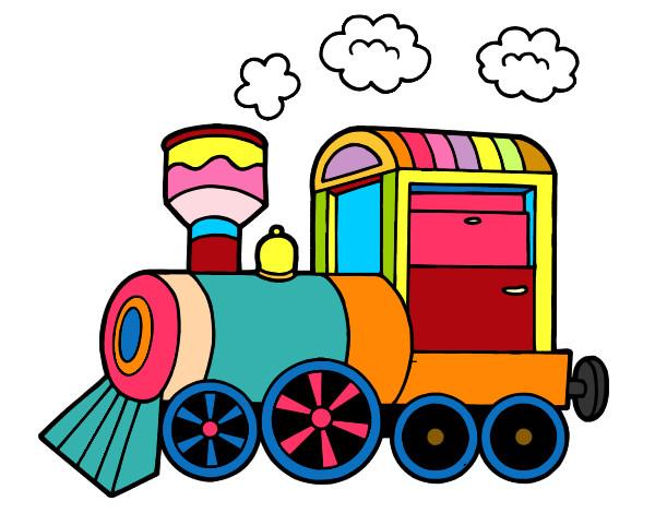 Tren clipart 3 » Clipart Station.