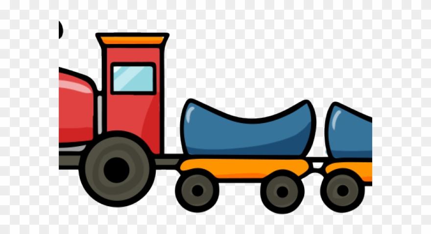 Railroad Tracks Clipart Tren.
