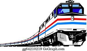 Train Clip Art.