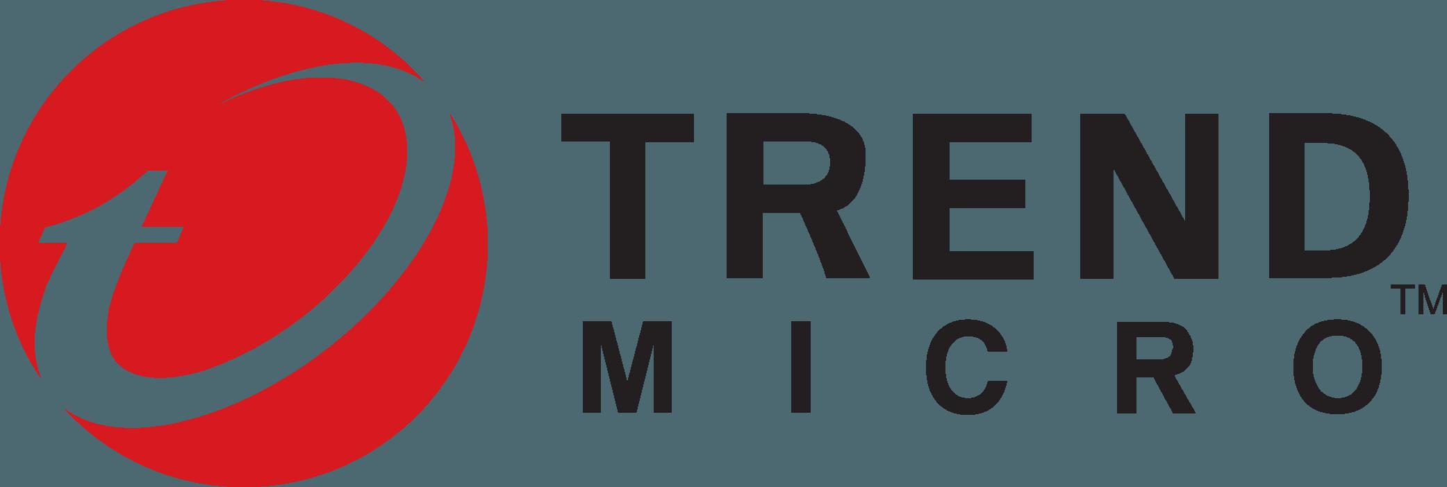 Trend Micro Logo Download Vector.