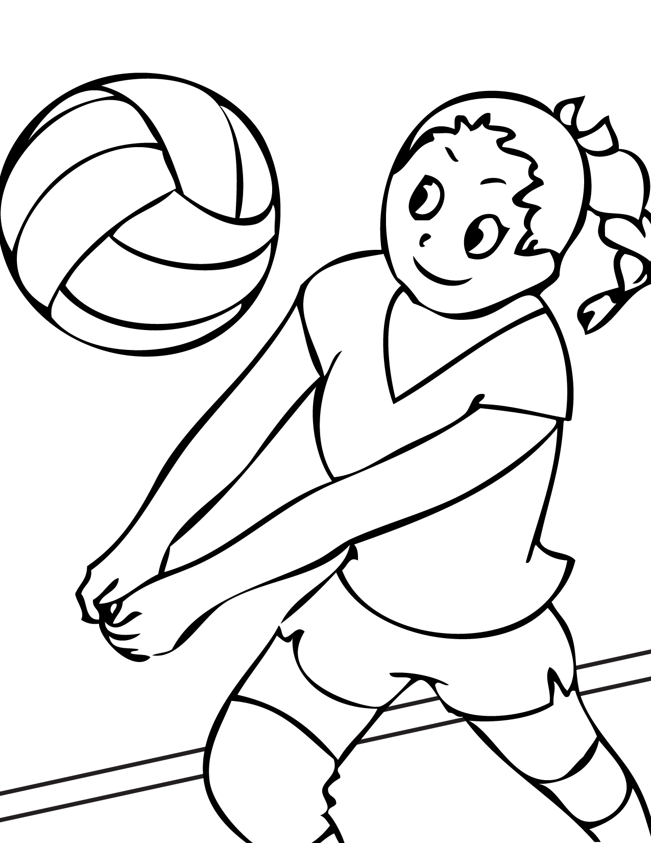 Trend sports clipart #7