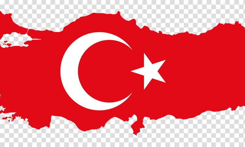 Flag, Turkish Language, Translation, Flag Of Turkey, Drawing.