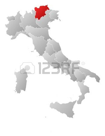Trentino Alto Adige Stock Vector Illustration And Royalty Free.