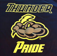 RETRO TRENTON THUNDER MINOR LEAGUE BASEBALL T.
