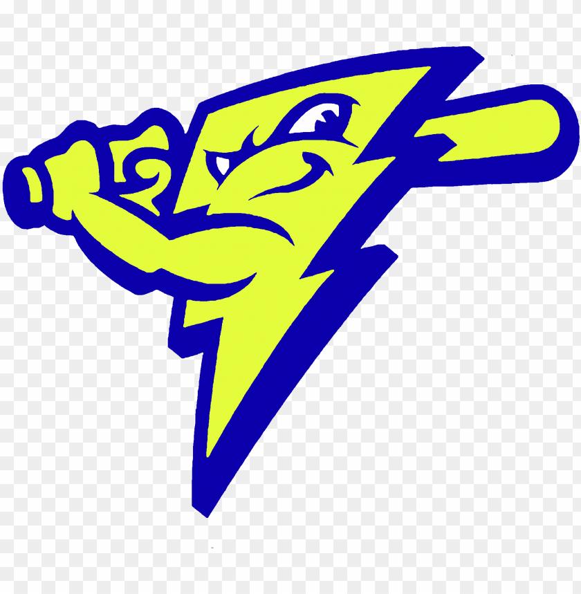 trenton thunder alternate logo PNG image with transparent.