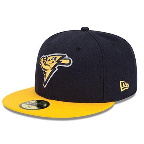 Trenton Thunder Alternate Logo Fitted Cap.