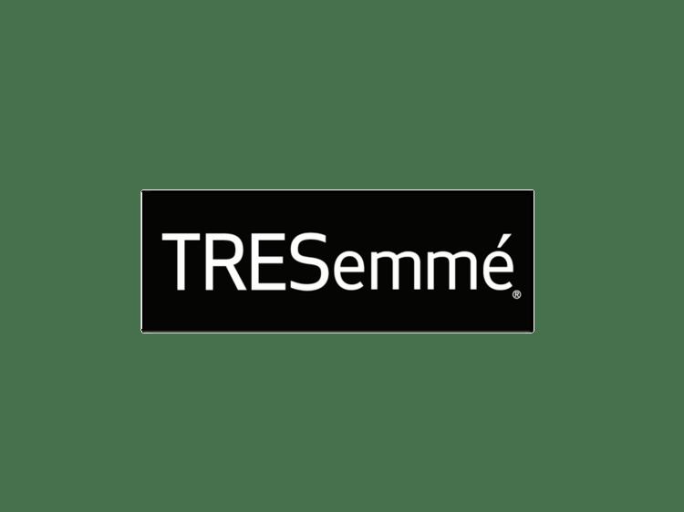 TRESemmé Logo transparent PNG.
