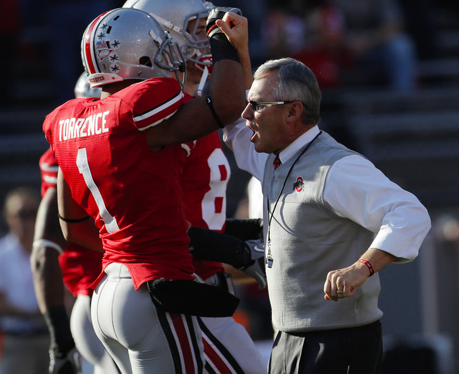Latest scandal proves Jim Tressel's image is far from reality.