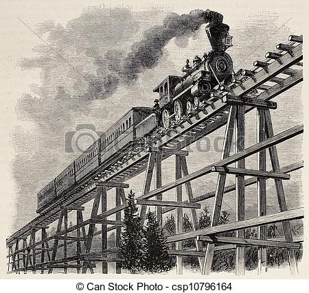 Railroad history Illustrations and Clipart. 417 Railroad history.