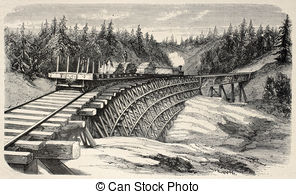 Trestle Stock Illustrations. 132 Trestle clip art images and.