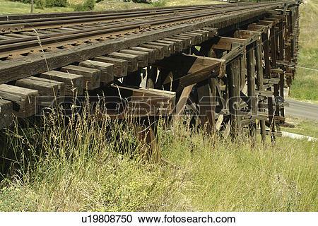 Stock Photography of Cottonwood, ID, Idaho, Camas Prairie.